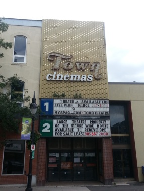 Town Cinema 2016