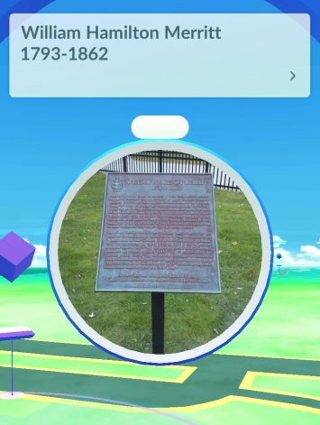 william hamilton merritt pokestop