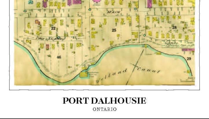 Poster Port Dalhousie copy